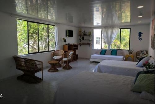 Hotel Hipocampo Azul Inn