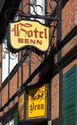 Hotel Benn impression