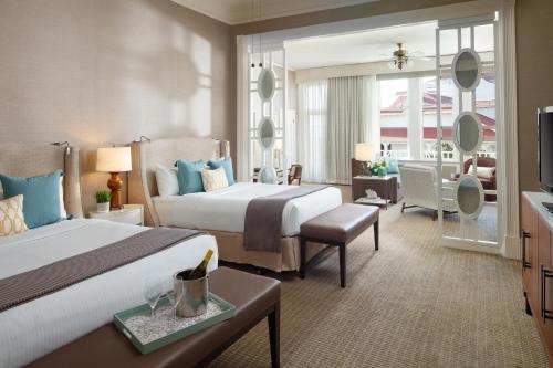 Hotel Del Coronado Review San Diego California Travel