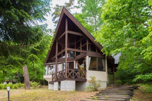 Hotel Ambient Azumino Cottage - Accommodation - Azumino