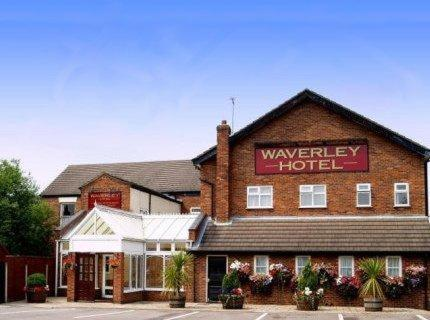 The Waverley Hotel, Crewe