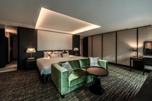Hotel Allamanda Aoyama Tokyo impression