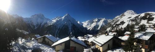 Résidence Les Ancolies Les Deux Alpes