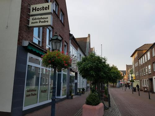 Hotel-overnachting met je hond in Hostel Gästehaus zum Padre - Goch