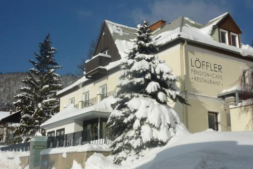 Pension Café Restaurant Löffler Semmering
