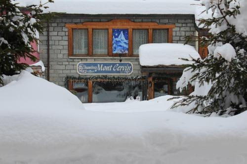 . Chambres Mont Cervin