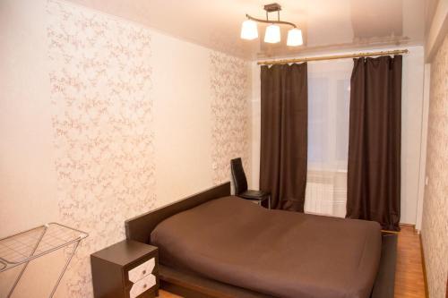 . Апартаменты с одной спальней и гостиной и кухней