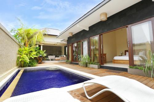 Uma Bingin Villa, Badung