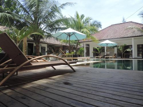 Casus Dream Hotel Lombok