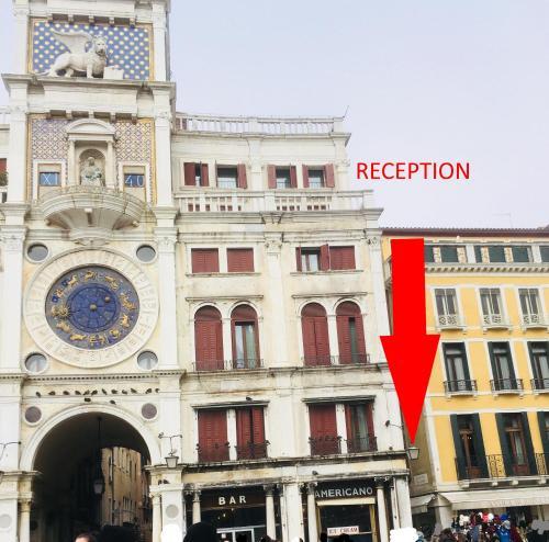 Calle dei Baloni 197, S. Marco, 288, 30124 Venezia VE, Italy.
