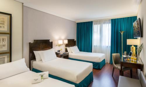 Sercotel Gran Hotel Conde Duque - image 13