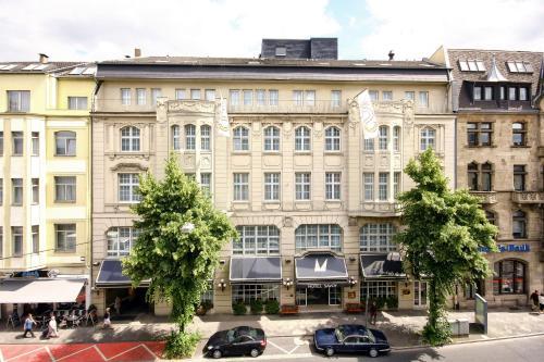 Leonardo Boutique Hotel Düsseldorf photo 29