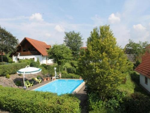 . Apartment on the ground floor located in the green Bruchttal