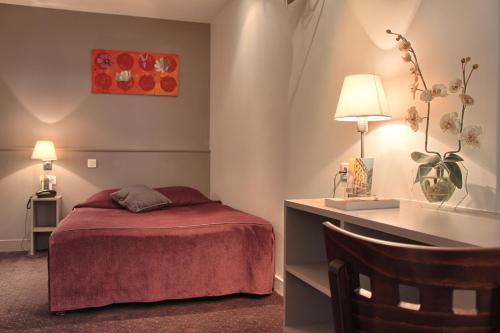 Hôtel du Parc Montsouris impression