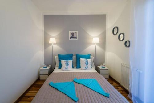 . Apartamenty NCNK Willa Turkusowa