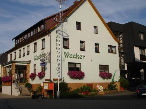 . Landgasthof Wacker