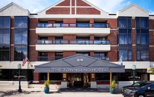 The Townsend Hotel - Birmingham, MI MI 48009