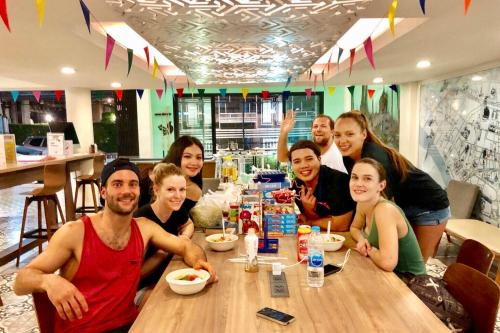 D Hostel Bangkok photo 35