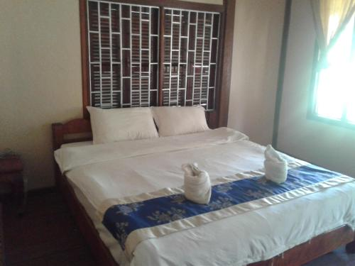 Double room plus child's bed with Fan only
