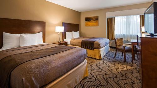 Best Western John Muir Inn - Martinez, CA CA 94553