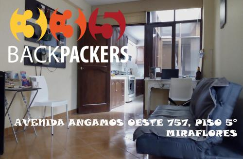335 Backpackers