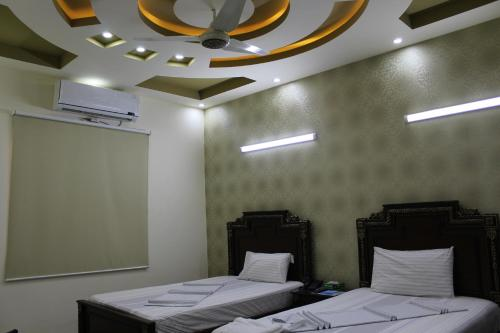 PECHS Map and Hotels in PECHS Area – Karachi