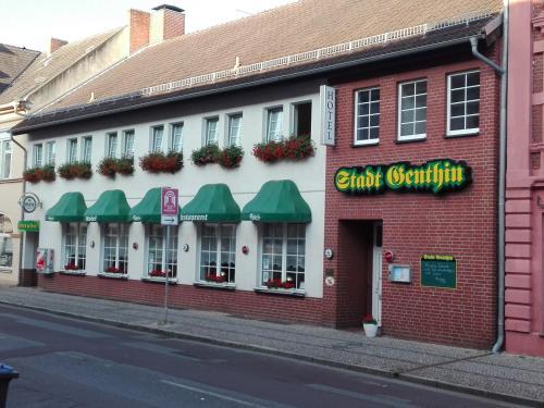 . Hotel & Restaurant Stadt Genthin
