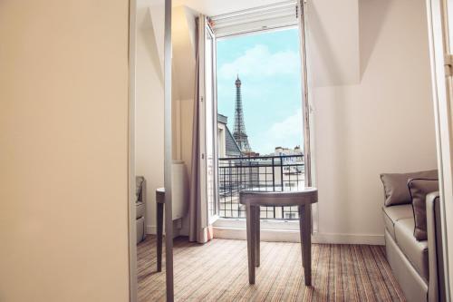 Timhotel Tour Eiffel impression