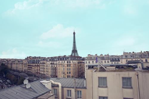 Timhotel Tour Eiffel photo 32