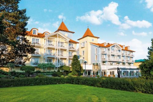 . Hotel Kleine Strandburg