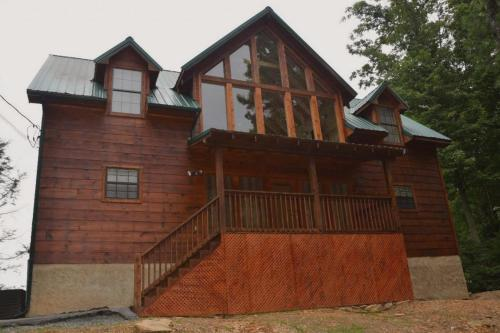 Amazing View Lodge 5 Bedroom 5 Bath with Fantastic View - Cartertown