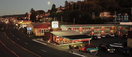. Atomic Motel