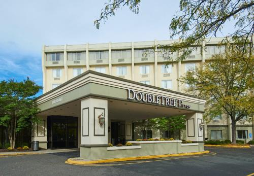 DoubleTree by Hilton Princeton - Monmouth Junction, NJ NJ 08540