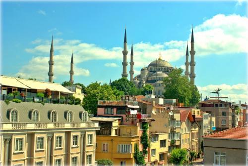 Istanbul Sultan's Inn indirim kuponu