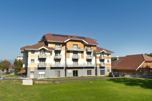 Accommodation in Thonon-les-Bains