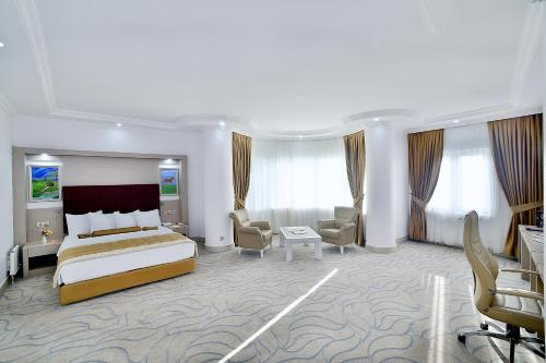 Elazığ Marathon Hotel yol tarifi