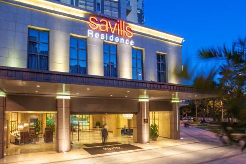 Hotel Savills Residence Daxin Shenzhen Bay