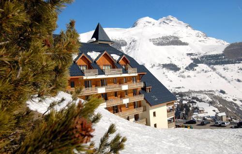 Résidence Goélia Les Balcons du Soleil Les Deux Alpes