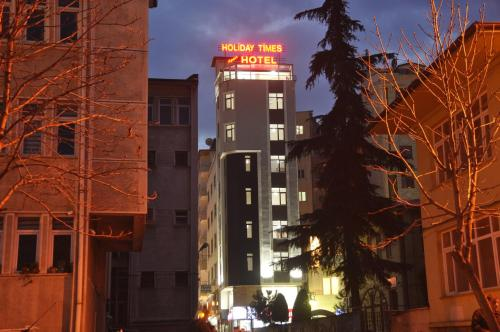 Trabzon Holiday Times Apart Hotel adres