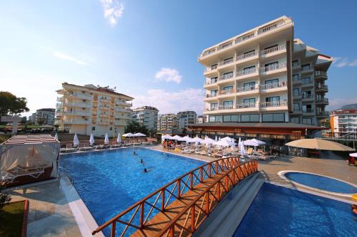 Alanya Sey Beach Hotel & Spa fiyat