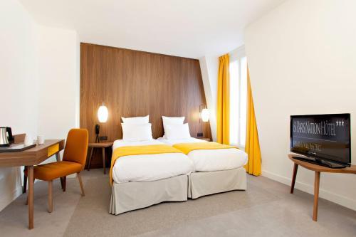 Best Western Plus 61 Paris Nation Hotel photo 16