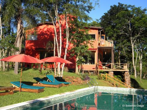Foto de El Soberbio Lodge