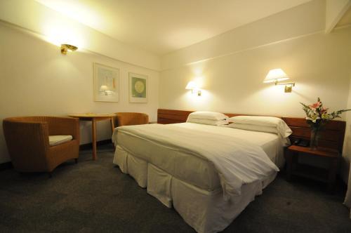 Фото отеля Hotel del Bosque