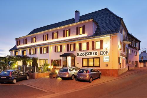 . Hotel & Restaurant Hessischer Hof