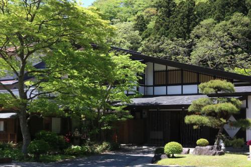大黑屋板室溫泉旅館 Itamuro Onsen Daikokuya