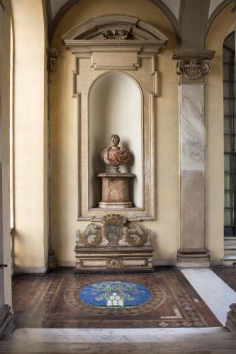 Via Fontanella Borghese 56, Rome, 00186, Italy.