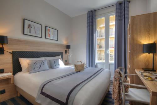 Hotel Paganini - Hôtel - Nice