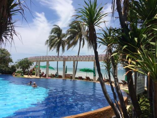 Baan Sansaran tropical beachfront Condo Baan Sansaran tropical beachfront Condo