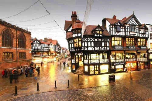 49-51 Lower Bridge St, Chester, CH1 1RS, England.