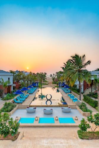 . Azaya Beach Resort Goa